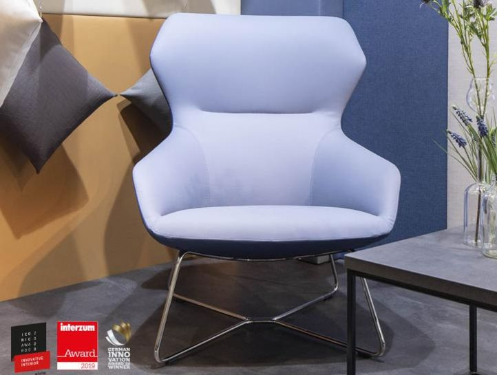 skai® Pureto EN - vegan PU artificiel leather for seating furniture