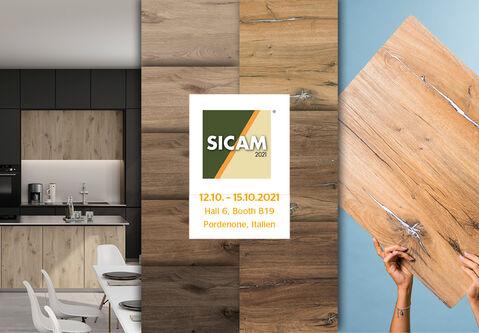 CONTINENTAL erstmals auf der Zuliefer-Messe für die Möbelindustrie ‒ SICAM 2021