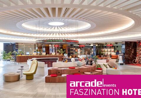 Faszination Hotel - Starke Impulse für das Objektbusiness am 28./29. Juni 2019, Köln
