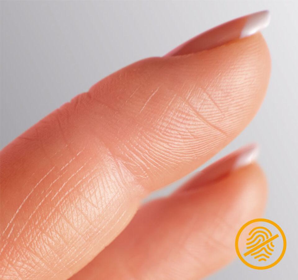 skai PureLux furniture foil with anti-fingerprint coating