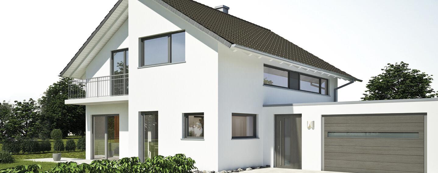 skai® Folien für Haustüren und Garagentore