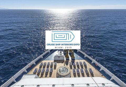Компания Continental на выставке интерьеров для круизных кораблей Cruise Ship Interiors Expo в Майами