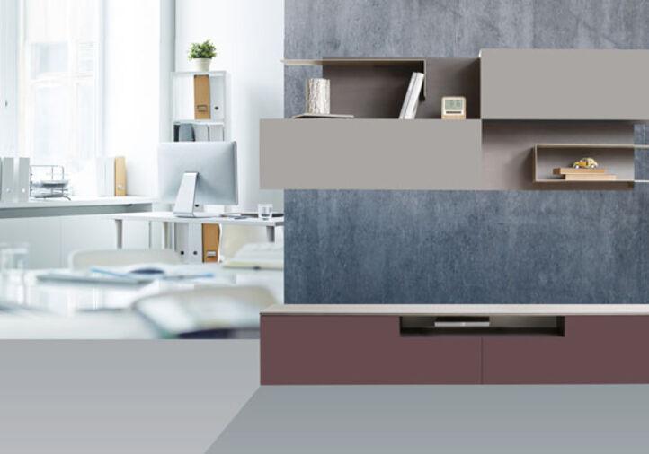 skai® Möbelfolie für Küchen-, Bad- und Kastenmöbel