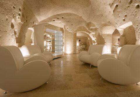 Aquatio Cave Luxury Hotel & SPA, Matera Italien
