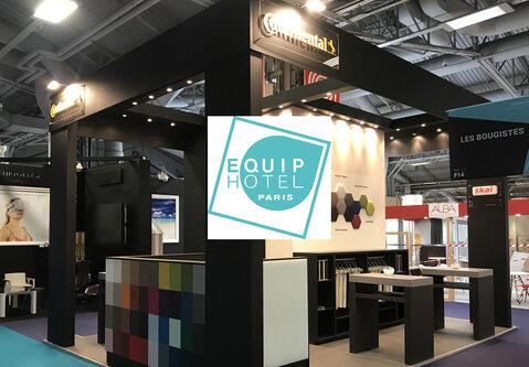 Обзор: компания Continental поразила посетителей международной выставки гостиничного и ресторанного бизнеса EQUIP HOTEL в Париже своими инновацион