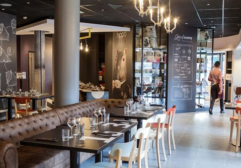 Restaurant Hippopotamus Frankreich
