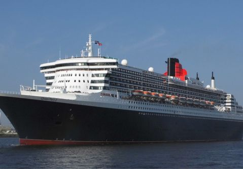 Cunard Line Queen Mary 2 Refit