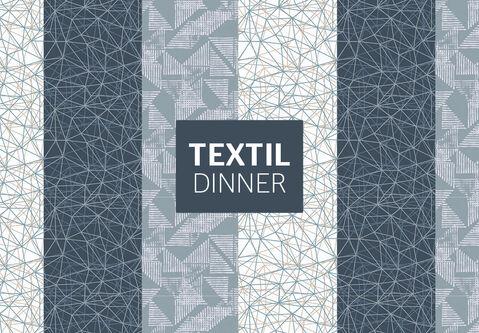 Ужин Textildinner 2020