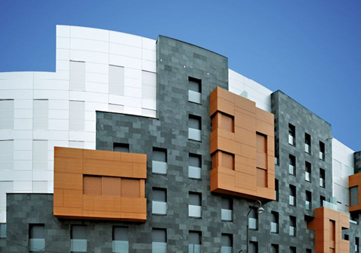 skai® facade film for the individual design of facades