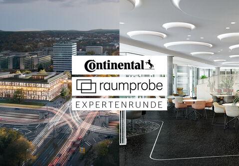 Expertenrunde raumprobe Stuttgart 21.07.2021 - Headquarter Continental & Corporate Architecture