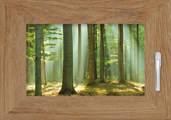 skai woodec Echtholzanmutung in Vollendung