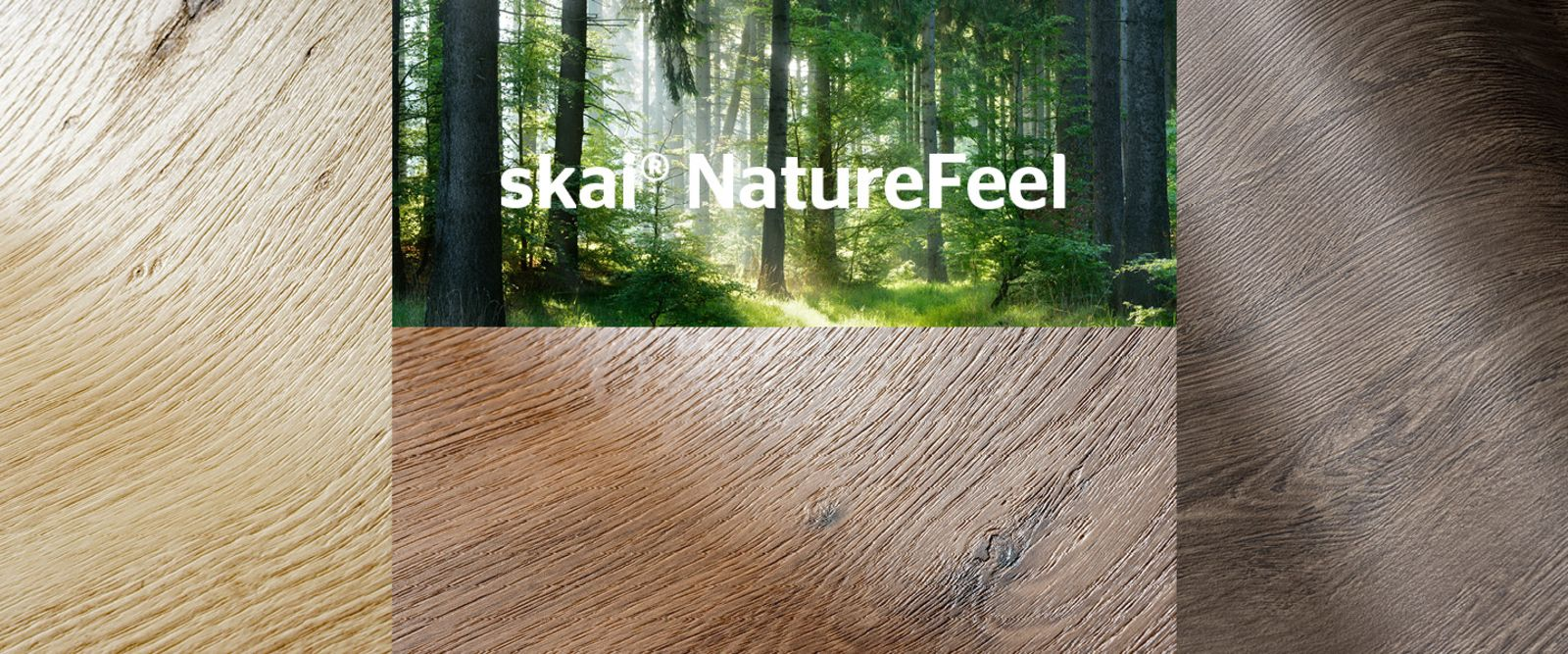NatureFeel - furniture film with a 3D synchronous structure