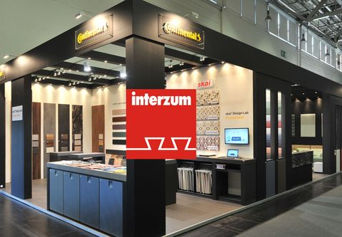 Обзор: компания Continental на выставке Interzum в Кёльне в 2019г