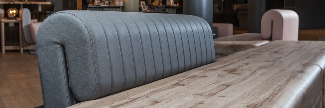 Individually printed artificial leather for living room furniture